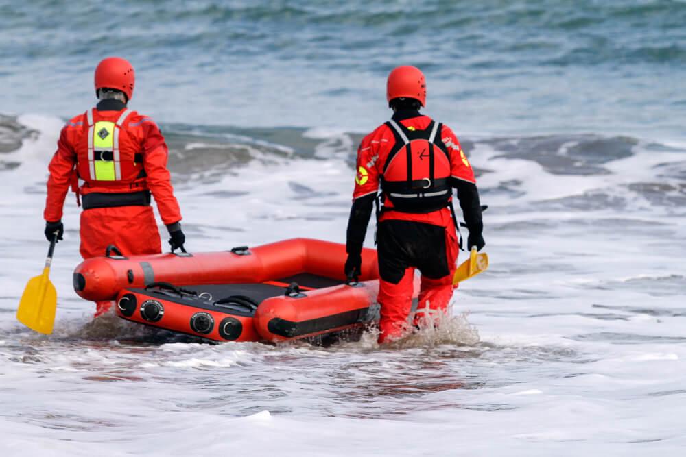 e-sea - propulsión acuática rescate