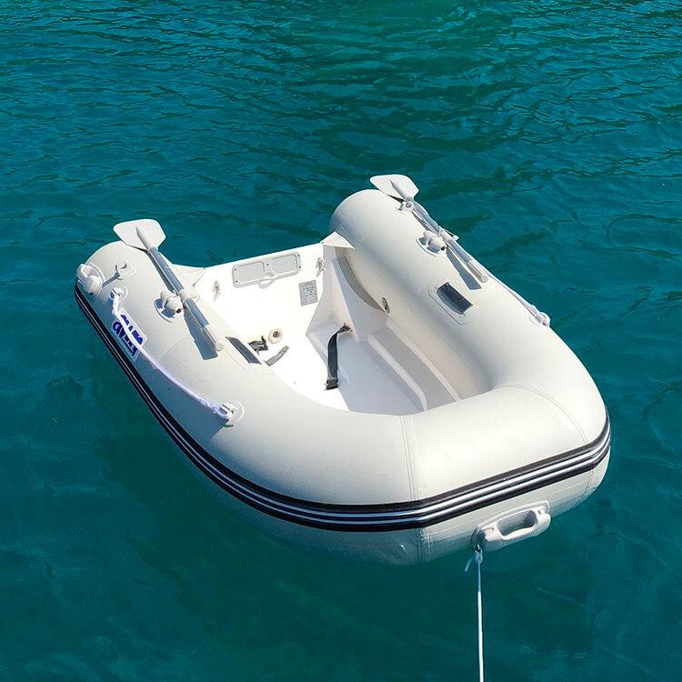 sistema eléctrico de propulsión acuática extraíble