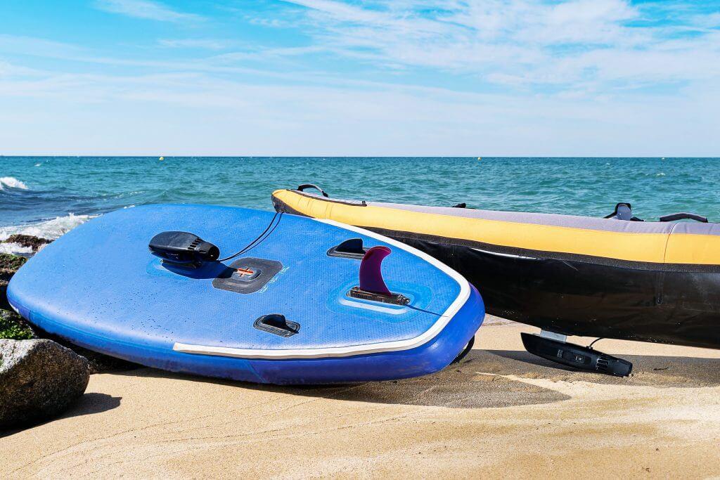 eSea Propulsión Kayak Paddel Surf